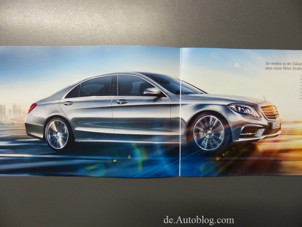 breaking, Mercedes S-Klasse, die neue Mercedes S-Klasse, S-class, mercedes-Benz, debt, die neue S-Klasse, DieNeueS-klasse, duchgesickert, Erlknig, erste fots, ErsteFots, Mercedes-Benz, Oberklasse, premiere, S-Klasse, w222, Prospekt, Verkaufsprospekt, catalog, 