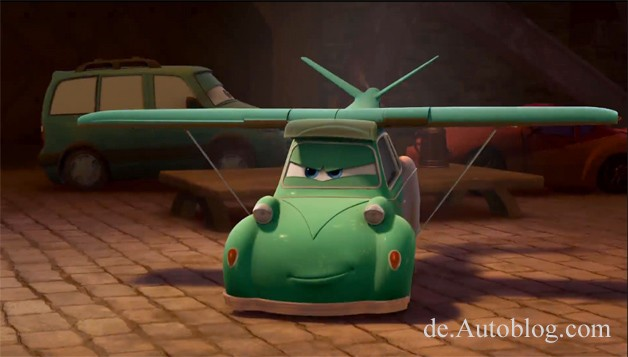 cars, planes, animation, disney, dusty, trailer, kino, witzig, humor, lustig, video