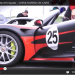 Chris Harris fhrt Porsche 918 Spyder mit 887 PS