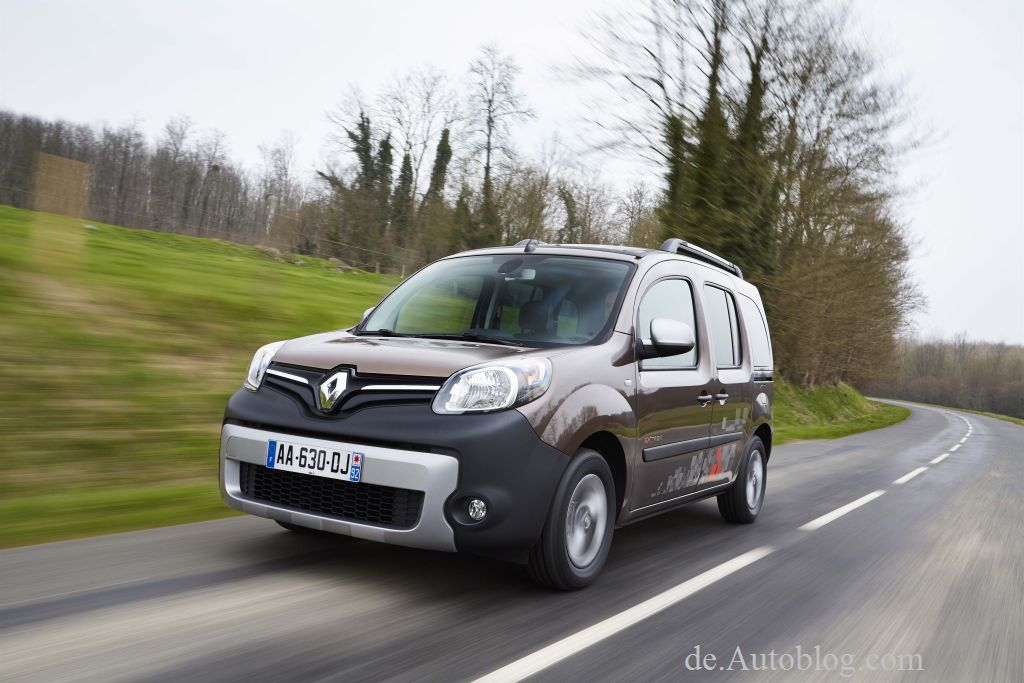 Renault, Renault Kangoo, Facelift, Mopf, Modellpflege, der neue Renault Kangoo, Renault Kangoo 2014, pics, photos, fotos, Bilder