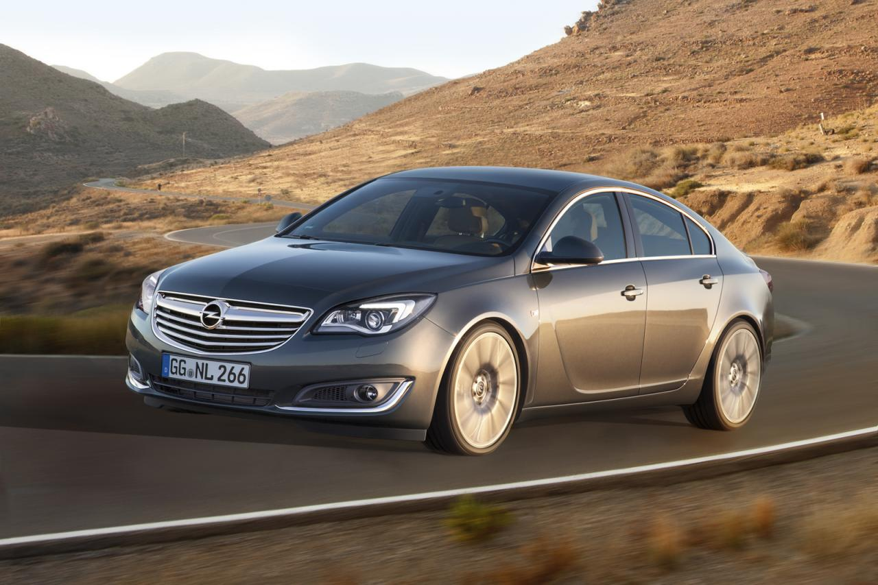 Nieuwe Opel Insignia Insignia 2017 | 2015 Best Auto Reviews