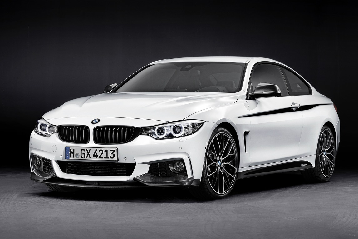 BMW M4, BMW 435i, BMW 4er, M Performance Kit,  Power.Kit, Tuner, Tuning, Rad, Felge, Zubehör, M Performance, Motorsport GmbH, M Design Parts, M Styling Parts, IAA, 2013