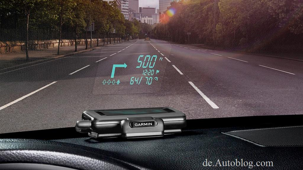 Headup Display, Head-up Display, Hud, Garmin, nachrüsten, IFA, Preis, Telekom, smartphone, Auto, Frontscheibe, windschutzscheibe, ios, andoid, windows 8