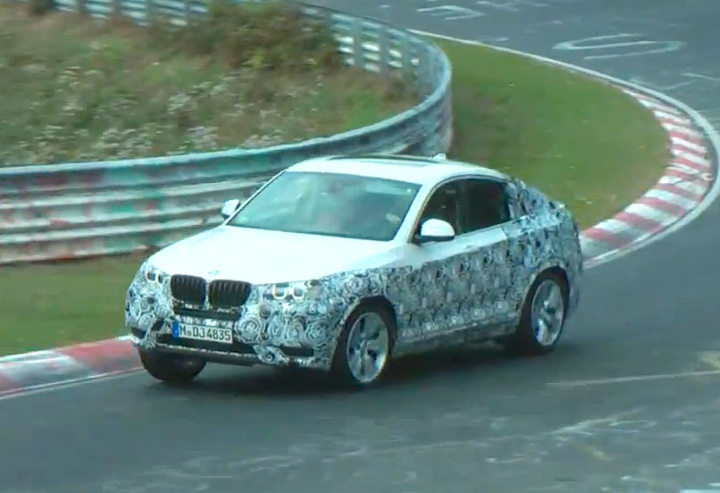 bilder, BMW, BMW x4, BmwX4, china, concept, featured, Fotos, photos, pics, serie, shanghai, shanghai auto show, SUV crossover, erlkönig, spy shot,  video, X4, x6
