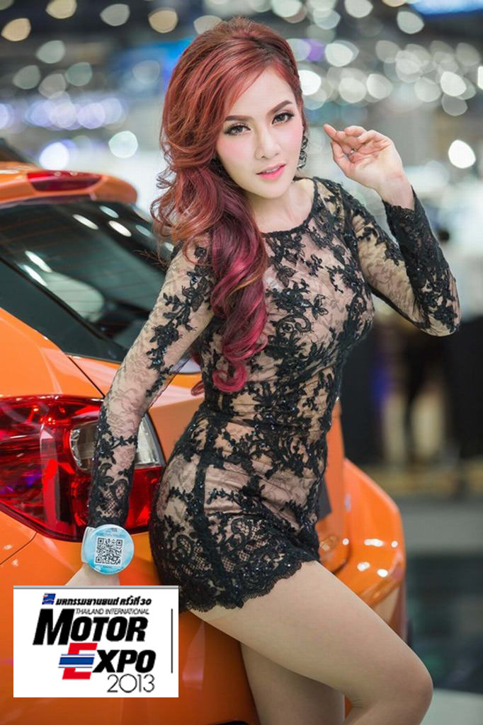 2013, auto show, AutoShow, babes, cars girls, CarsGirls, featured, girls, hostessen, Motor show, pretty, sexy girls, show girls, auto show, thailand, Thailand Motor Expo, Asia Girls, automesse