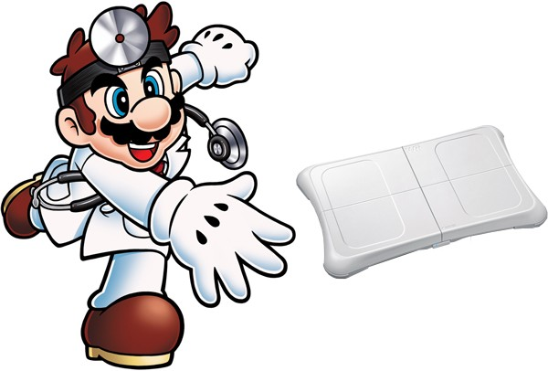 Wii Check-up Channel: gesünder dank Wii