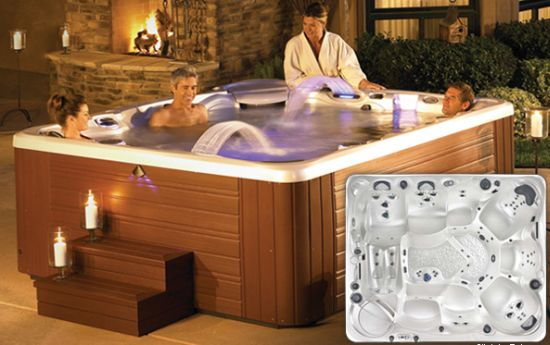 caldera spa protzt mit dicken d sen mit video engadget deutschland. Black Bedroom Furniture Sets. Home Design Ideas