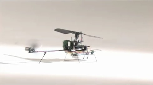 Black Hornet Nano-Copter: Show Off Videos