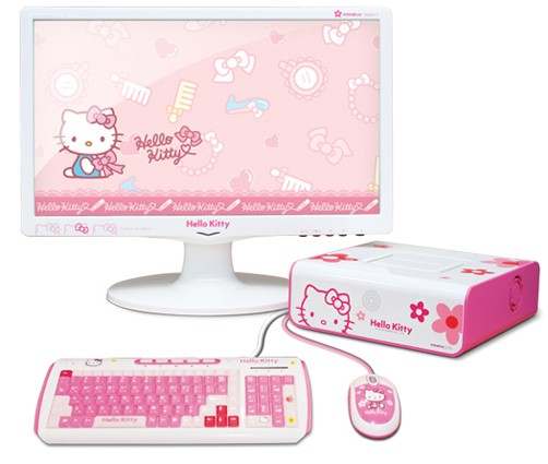 Moneuals MiNEW A10 ist der definitive Hello-Kitty-Overkill