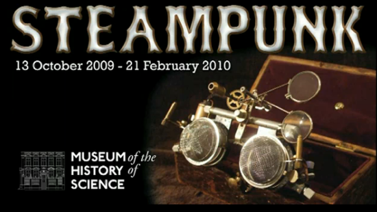 Video: Steampunk Ausstellung in Oxford