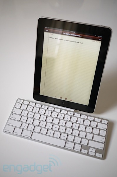 Hands-On: Apple iPad-Accessoires (mit Video)