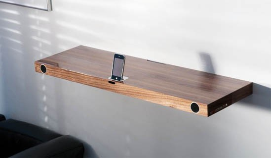 ipod iphone dock hohrizontal 51 von finite elemente macht. Black Bedroom Furniture Sets. Home Design Ideas