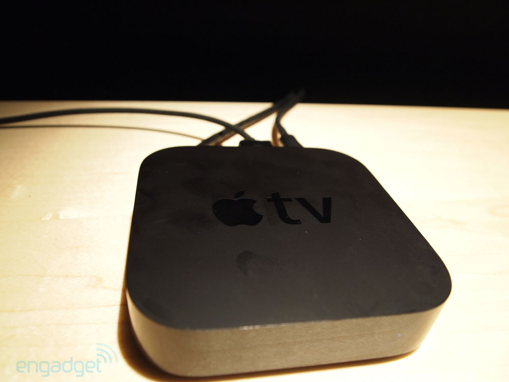 AppleTV: Engadget Deutschland Hands-On