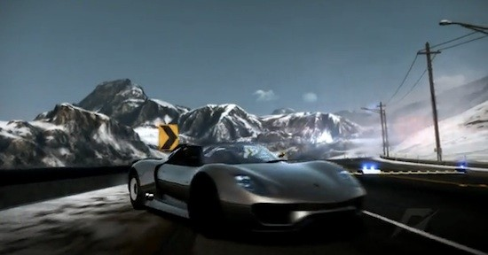 Video: Trailer für Need for Speed - Hot Pursuit