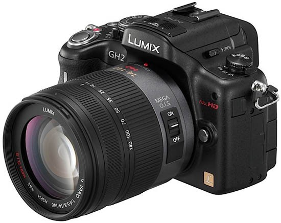 Photokina 2010: Panasonic zeigt Lumix GH2 mit 16 MP, 1080p-Video und 3D-Option