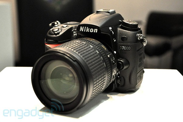 Hands-On: Nikon D7000 DSLR (mit Video)