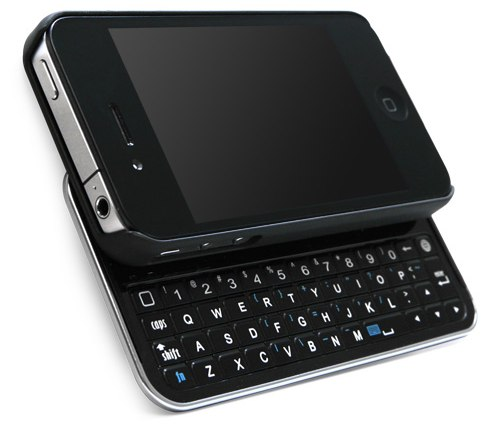 BoxWave Keyboard Buddy: iPhone 4 wird zum Milestone