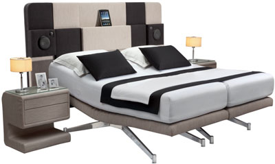 i con gr tes ipad dock der welt sieht aus wie ein bett engadget deutschland. Black Bedroom Furniture Sets. Home Design Ideas