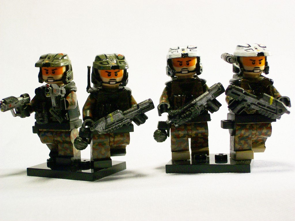 Halo, Call of Duty, Uncharted und weitere Game-Klassiker in LEGO