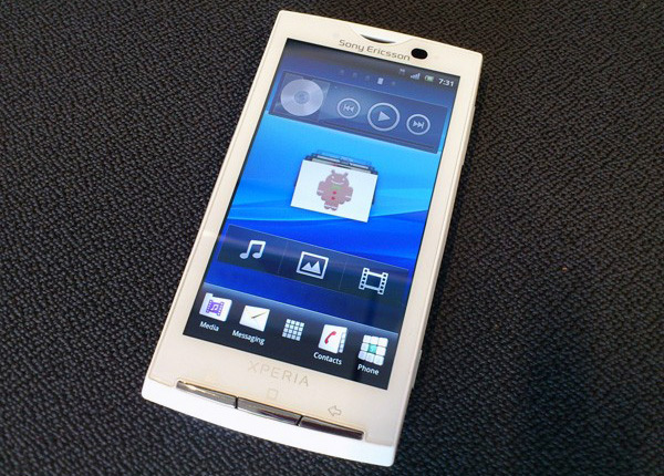 Sony Ericsson spendiert dem Xperia X10 nun doch Android 2.3