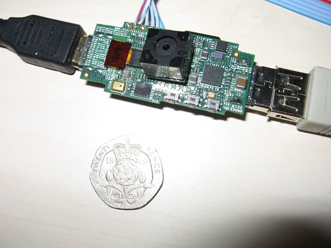 Raspberry PI: 17 Euro Rechner in USB-Stick-Format