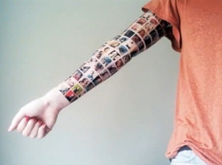 Girl Tattoos on Facebook Tattoo  Alle 152 Freunde Auf Dem Arm  Video    Engadget
