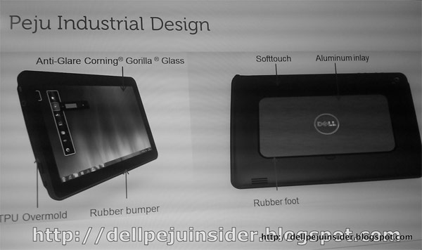 Leak: Dell Peju Tablet taucht auf (Video)