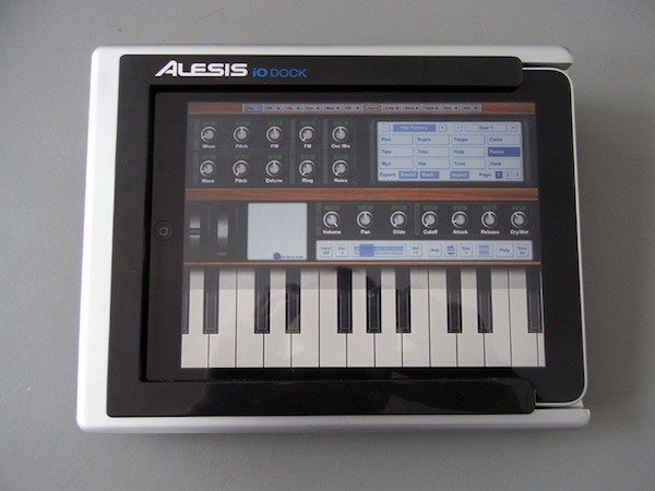 Unboxing und Hands-On: Alesis I/O Dock fürs iPad