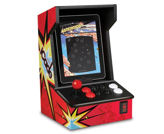 Hands-On: ION iCade, Arcade-Konsole fürs iPad