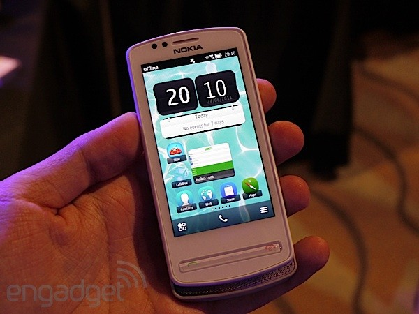 Hands-On mit Symbian Belle: Nokia 701, 700 und 600 (Videos)
