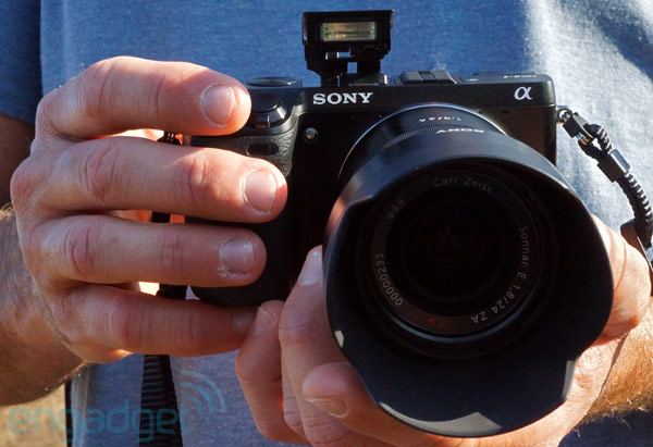 Sony Alpha NEX-7 Hands-On mit Videos und Sample-Bildern