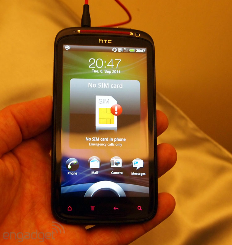 Hands-On: HTC Sensation XE mit Beats Audio (UPDATE: Video)