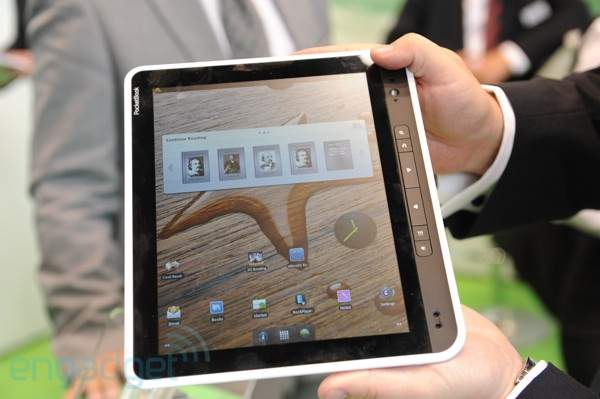 Hands-On: Pocketbook A10 (Video)