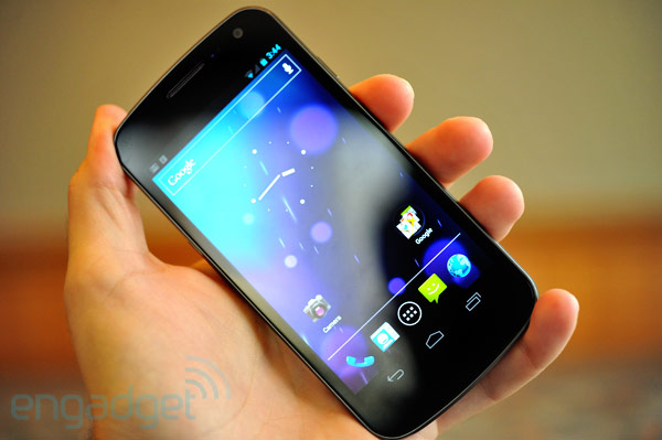 Hands-On mit dem Samsung Nexus Galaxy