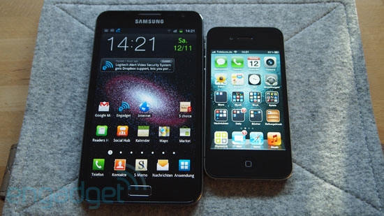 Review: Samsung Galaxy Note