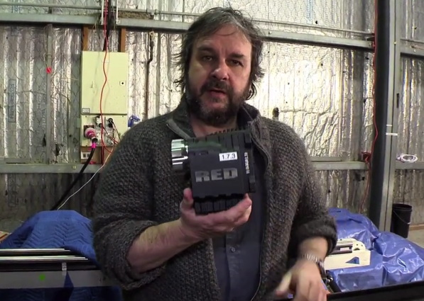 Peter Jackson enthüllt die Red Epic-Geheimnisse hinter The Hobbit (Video)