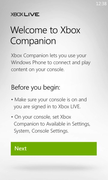 Xbox Companion macht ab morgen Windows Phone 7 zur Xbox Remote