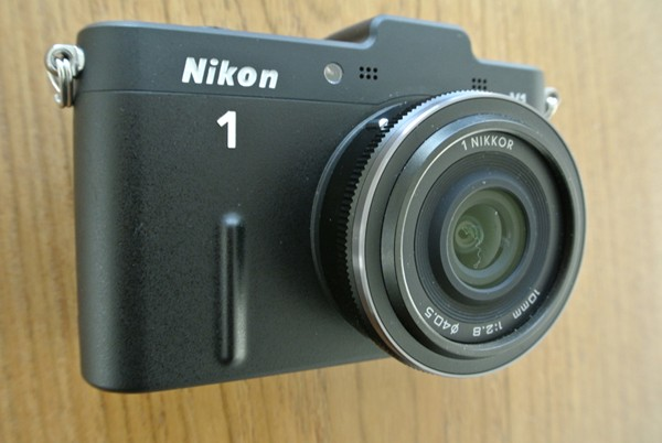 Hands-On: Nikon 1 V1 und Nikon 1 J1