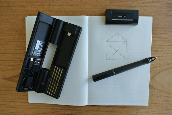 Review: Wacom Inkling