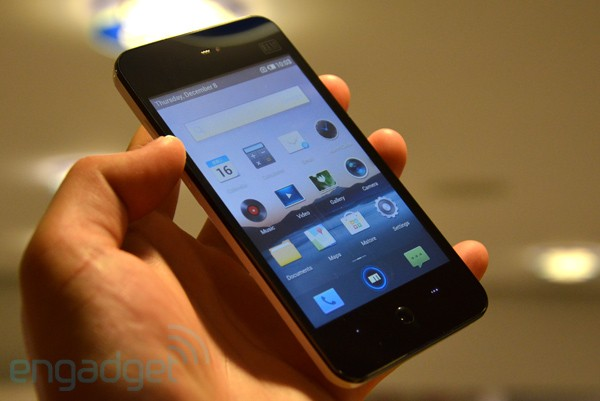 Meizu MX: Hands-On (Video)