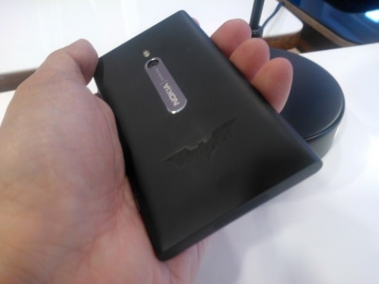Nokia Lumia 800 wird Batman-Handy (Video)