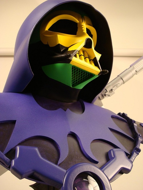 Schurken-MashUp: Darth Vader trifft Skeletor