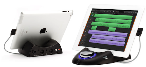 Winter Namm 2012: Griffin StudioConnect und MidiConnect fürs iPad(Video)