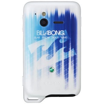 Sport-Handy: Sony Ericsson kündigt Xperia Active Billabong Edition an