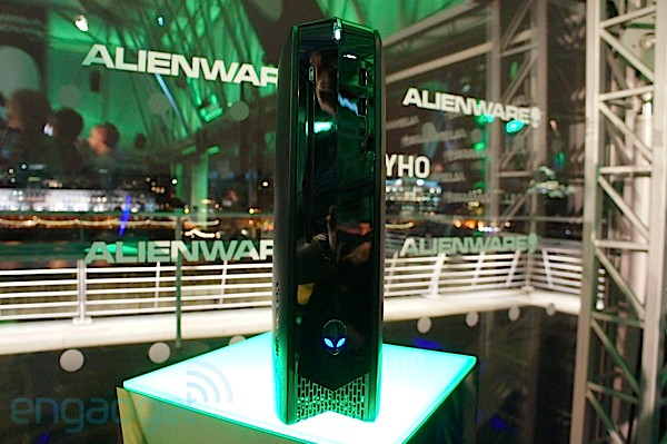 Hands-On: Alienware X51 Gamer PC