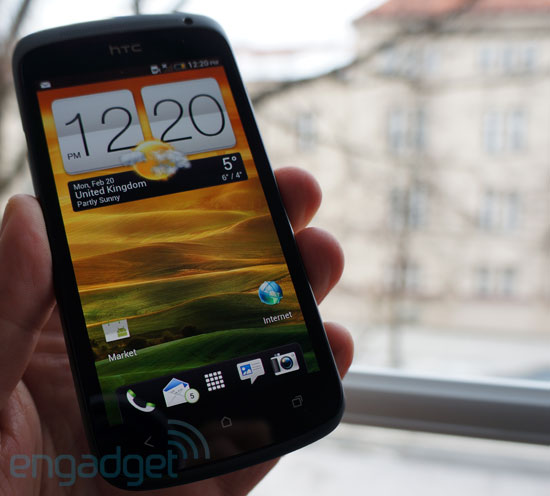 "HTC ONE S: 4,3"" Super AMOLED Display, Qualcomm-S4-Doppelprozessor (Hands-On und Video)"