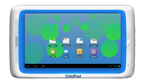 Archos Child Pad Slate: Ice Cream Sandwich für Kinder