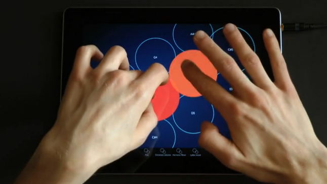 Intuitiv und elegant: iPad-Instrument Orphion (Video)