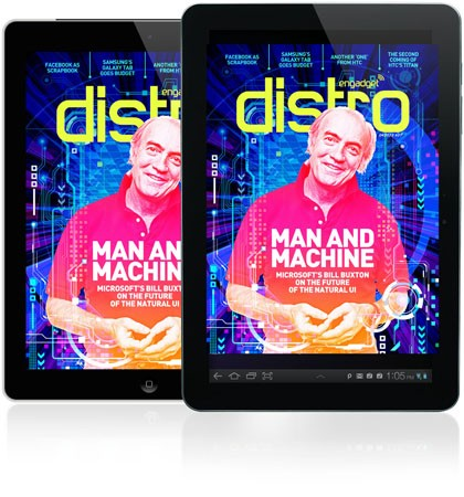 Distro 37: Interview mit Bill Buxton von Microsoft Research über Natural UI