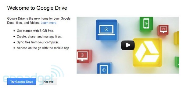 Preview: Google Drive ist da (Videos)